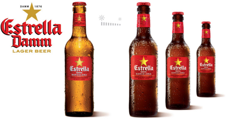 Cervezas Estrella Damm