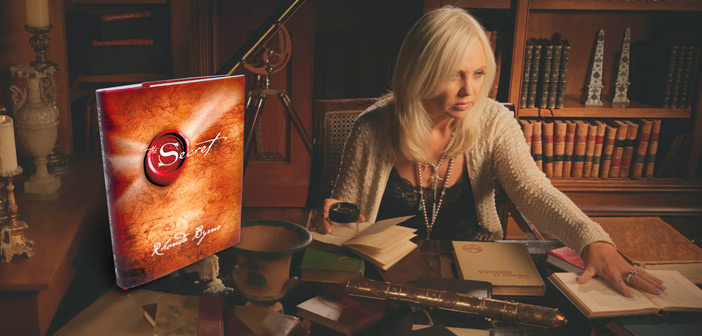 Rhonda Byrne - El Secreto libro
