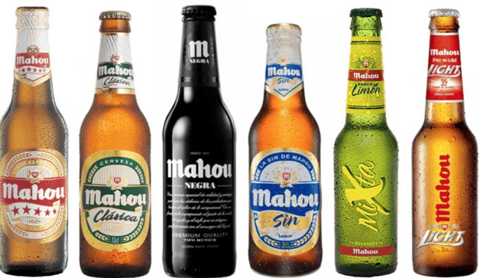 Cervezas Mahou