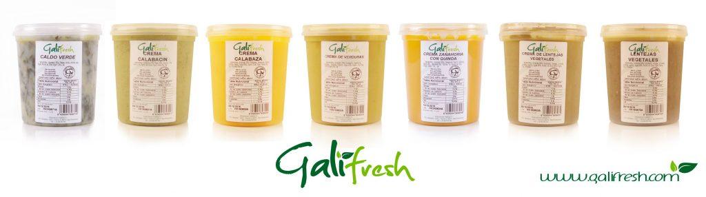 cremas de verduras galifresh