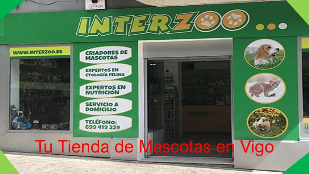 Tienda de mascotas en Vigo