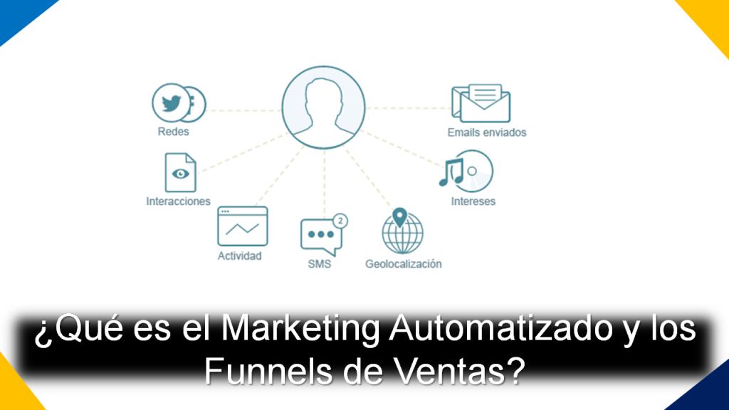 qué es el marketing automatizado y los funnels de ventas