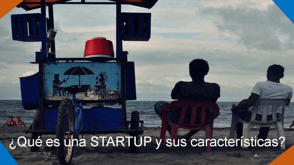 ´qué es una startup