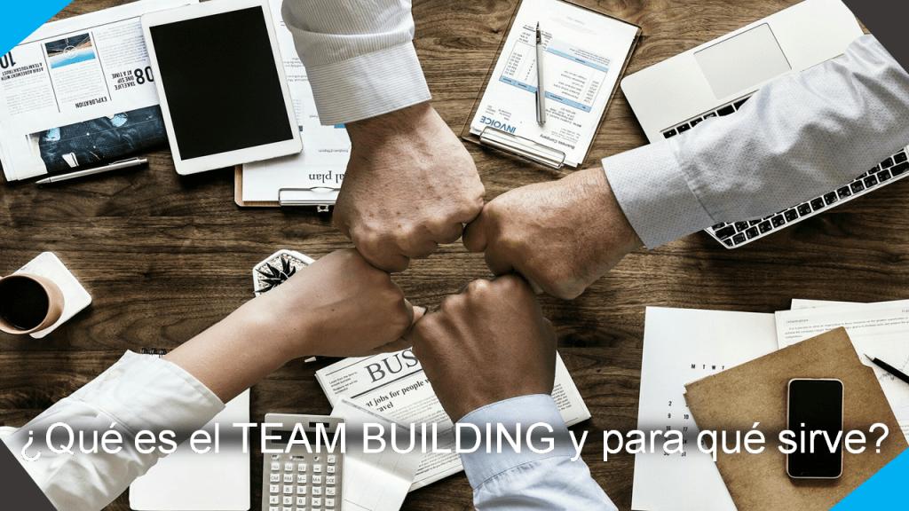 qué es el team building