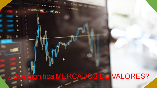 qué significa mercado de valores