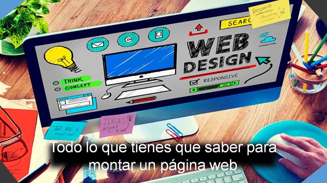 contratar un diseñador de páginas webs