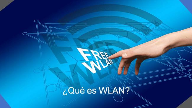 qué es WLAN