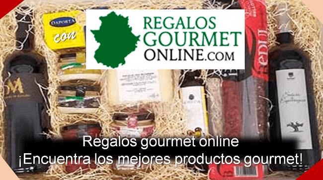 comprar alimentos gourmet online de Extremadura